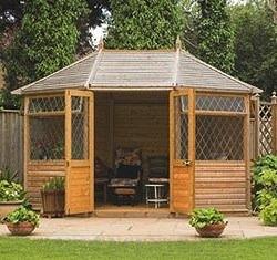 Summerhouse Victorian Pavilion