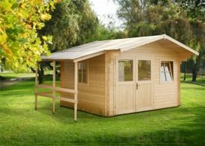 Wybór domków drewnianych na polskim rynku