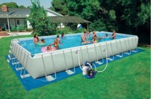 Jakie baseny stelażowe oferowane są na polskim rynku?