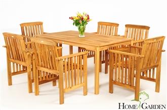 Meble Ogrodowe Drewno Akacja S150 Fotel