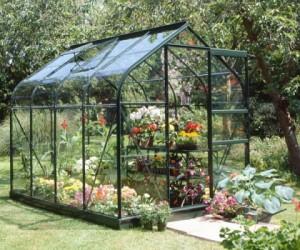 Poradnik: szklarnie w ogrodzie